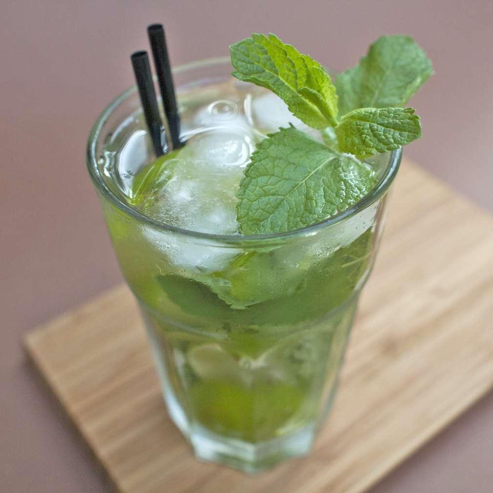 «Мохито» – напиток безалкогольный