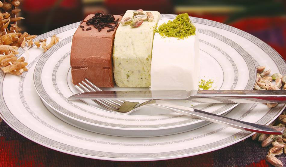 Турецкое мороженое «Мараш»